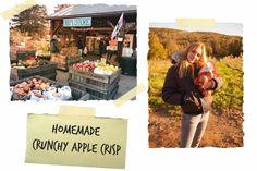 Fall activities in New York + the best apple crisp recipe! Best Apple Crisp Recipe, Apple Crisp Recipes, Farm Store, Autumn Activities, Good Things, Dessert, Homemade, York, Fall