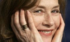 Isabelle Huppert talks about taking the opposite view of 'misogynistic' director Paul Verhoeven and gracing the London stage for the first time in two decades in Phaedra(s). Beautiful Old Woman, Beautiful People, Isabelle Huppert, Wise Women, My Character, Cannes, Redheads, Movie Stars, Older Women