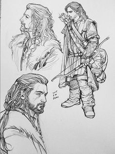 Durins by evankart on DeviantArt