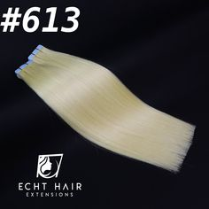 Tape in Echthaarverlängerungen Tape In Extensions, Hair Extensions, Ombre Look, Weave Hair Extensions, Extensions Hair, Extensions