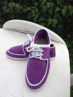 deportivos tejidos a crochet hermosos