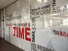 Another happy client. Custom print to #perf #windowfilm by Window Film Systems