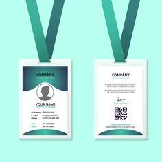 قالب تصميم مكتب بطاقة الهوية Business Cards Layout, Elegant Business Cards, Id Design, Free Design, Employee Id Card, Name Signature, Visiting Card Templates, Location Icon, Corporate Id