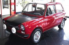 1974 Autobianchi Abarth Rally Gentry Lane Automobiles
