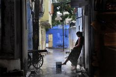 Happens only in India-by Christophe Jacrot