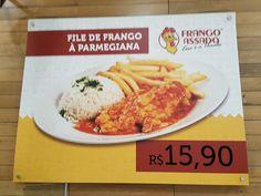 14 January 2017 (18:13) / Frango Assado Restaurant, at Shopping Metrô Santa Cruz, Vila Mariana, São Paulo City.