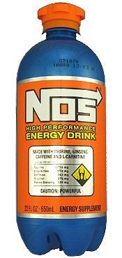 9 Pack - NOS High Performance Energy Drink - 22oz. Bottle | Health products shop #ufc #gsp #mma