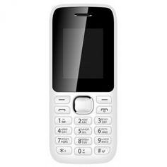 Мобильный телефон Bravis Ray (White)