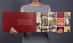 Novo, Park Slope, Marketing Materials on Behance