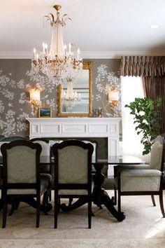 British Colonial in Pasadena- Charmean Neithart Interiors, LLC.