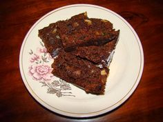 Torta negra galesa [Tradicional] Strudel, Meatloaf, Christmas Fun, Gluten Free, Sweets, Party, Desserts, Recipes, Patagonia