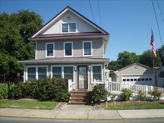 $1200 Chincoteague 3BR - King Bed
