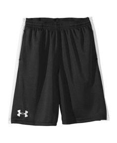 "Under Armour Big Boys' UA Ultimate 9"" Shorts YXL Black Under Armour http://www.amazon.com/dp/B00904R0QE/ref=cm_sw_r_pi_dp_1nJXvb05Q17BB"