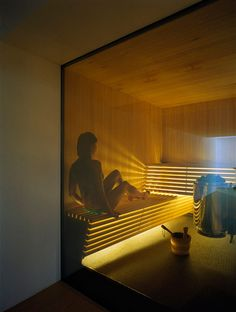 Low EMF Infrared Sauna - Advantages & Available Models Home Spa Room, Spa Rooms, Sauna Steam Room, Sauna Room, Sauna Design, Home Gym Design, Saunas, Thermal Hotel, Spa Lighting