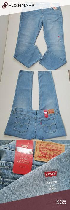 NWT Levi's Skinny Jeans New Levi's super sexy and comfy skinny jeans. Levi's Jeans Skinny