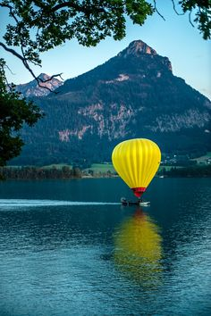 Austria - Hot Air Balloon Sailing