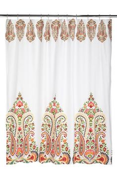 My New Shower Curtain! Final Part Of My Master Bath Remodel U0027Botanicau0027  Shower Curtain At #Nordstrom | For The Home | Pinterest | Home, Bath  Remodel And The ...