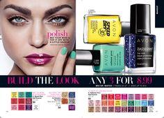 #avon #nail #polish on #sale 3 for 8.99 at www.monicahertzog.avonrepresentative.com