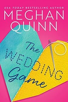 The Wedding Game is one of the most anticipated romance books releasing in 2021.  Check out the entire book list of the most anticipated romance book releases for 2021 that all romance readers will find worth reading according to romance book blogger, She Reads Romance Books.