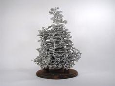 My Paisley World, Aluminum Anthill Art Sculptures. http://mypaisleyworld.blogspot.com/