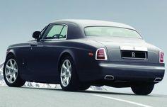 2009 Rolls-Royce Phantom Fixed Head Coupe