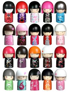 Had one of these as my travel gnome but lost along with some luggage. Momiji Doll, Kokeshi Dolls, Wooden Pegs, Wooden Dolls, Japanese Culture, Japanese Art, Asian Doll, Kawaii, All Things Cute