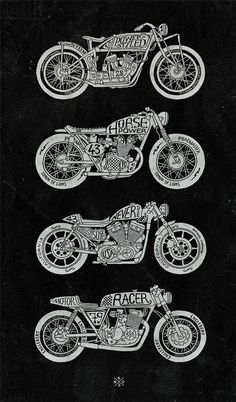 Cafe Racer by BMD ..., via Behance