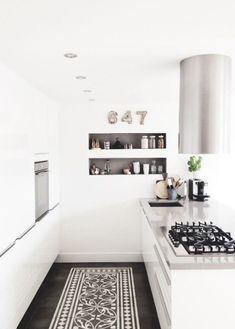 Un tapis dans ma cuisine : inspirations - Marie Claire Maison
