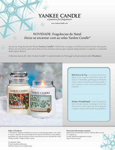 Novas Fragrâncias Natal / New Christmas Fragrances