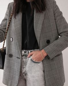 Jamie Lee, Blazer, My Style, Coat, Jackets, Videos, Photos, Instagram, Fashion