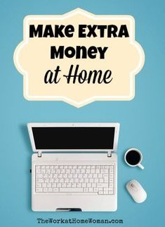 There are lots of ways to make extra money online, from taking online surveys and competing odd tasks, to sharing deals and shopping online. So if you're looking to add some extra cash to your pocket, here are some great ways to do so. via The Work at Home Woman