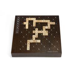 Typography Scrabble