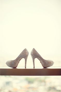 Teddy Olivia's Wedding Shoes