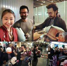 Aamir Khan The actor was given a warm welcome by his Chinese fans, who turned up at the Beijing airport in large numbers. Aamir Khan Aamir Khan Aamir Khan Aamir Khan Aamir Khan Aamir Khan Aamir Khan