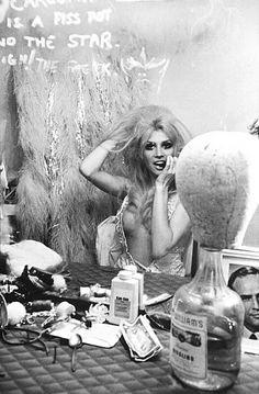 Carlotta was a well-known drag queen in Sydney's Kings Cross neighbourhood in the 1970s