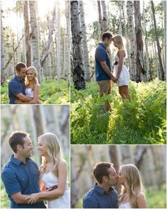 love these engagement photos!!