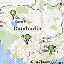 Tour of Cambodia and Vietnam with Airfare - Phonm Penh, Angkor Wat, Ho Chi Minh City, and Hanoi 11-Day Tour of Cambodia and Vietnam with Air... 2499$