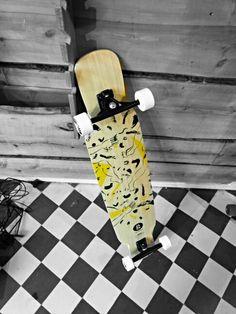 Goat Longboards - The Uzume dancer Kahalani Cast Trucks Deville Salty Balls Longboard Decks, Longboarding, Goats, Balls, Dancer, Trucks, Longboards, Dancers, Long Boarding