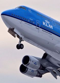 KLM Boeing 747- 400 PH-BFA 'City of Atlanta' | #KLM #Boeing #747