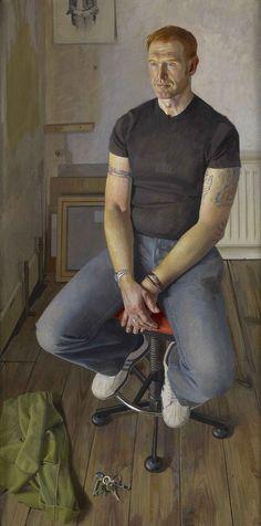 Craig Eden by artist Benjamin Sullivan