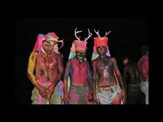 La Judea Nayeerijte, ritual vinculado con la fertilidad