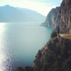Ponale Trail - Lake Garda #lgardalake #garda #lagodigarda #mtb #montebrione #rivadelgarda #ponale #ponaletrail #trailmtb
