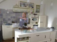 Měla to být kuchyně mých snů, vzpomínek a navíc naprosto dokonalá a funkční, říká Dita Pecháčková.