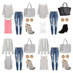 Fashion Pics, Collage, Polyvore, Closet, Image, Collages, Armoire, Closets, Collage Art