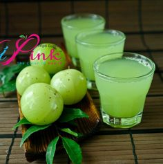 Amla is the most important fruit for our Health.It is a best medicinal herb widely using in Ayurveda. Amla is called as Indian gooseberry in English. The Scientific name of amla Phyllanthus Embli Smoothies Detox, Detox Drinks, Healthy Drinks, Healthy Juices, Healthy Smoothies, Weight Loss Drinks, Weight Loss Smoothies, Natural Treatments, Natural Remedies