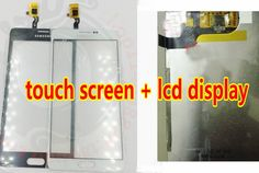 """68.00$  Buy here - http://ali9d3.worldwells.pw/go.php?t=32400818198 - """"touch screen with interior LCD display glass panel screen ST-057-011 FOR 5.7"""""""" inch china clone Imitation MTK note4 n9200 phone"""""""