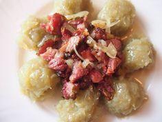 Hlavné jedlá Archives - Page 21 of 31 - Báječné recepty Czech Recipes, Ethnic Recipes, Croissants, Ham, Risotto, Potato Salad, Food And Drink, Pasta, Beef