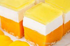 Ciasto Kubuś bez pieczenia Polish Desserts, Polish Recipes, No Bake Desserts, Sweet Recipes, Cake Recipes, Croatian Recipes, Sweets Cake, Homemade Cakes, Yummy Cakes
