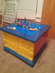 DYI Lego Table