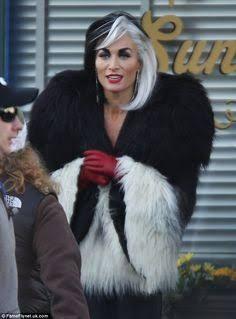 Victoria Smurfit plays Cruella DeVil